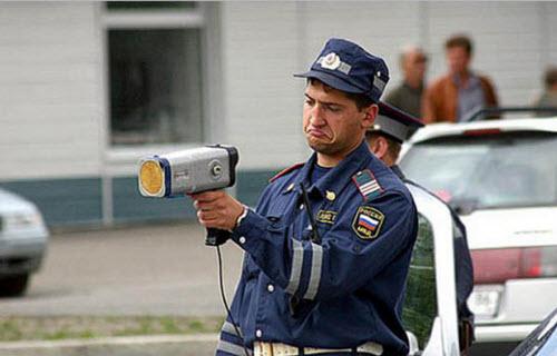 Лишение прав за превышение скорости в России