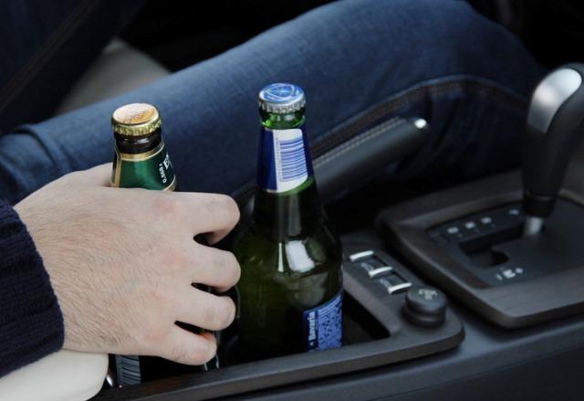Повторное нарушение за алкогольное опьянение